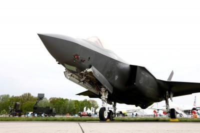 鞏固台灣空防 美學者:美國遲早要考慮售台F-35