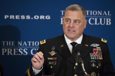 美軍國會作證:中國超越俄羅斯成未來最大威脅