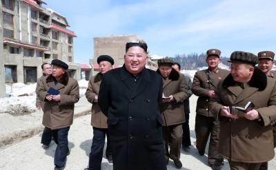 金正恩視察北韓革命聖地 韓媒:可能將下重大決心