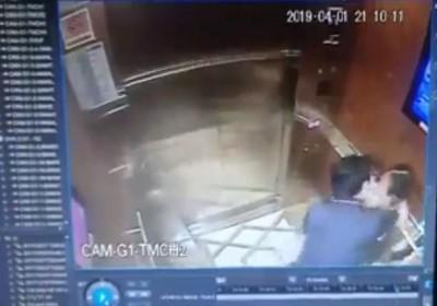 惡劣!電梯門剛關上 退休檢察官狂吻、亂摸小2女童