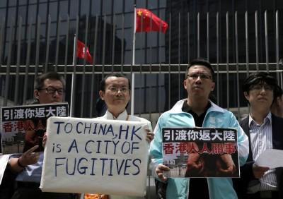 香港修訂《逃犯條例》 人權團體:台人過境恐被逮