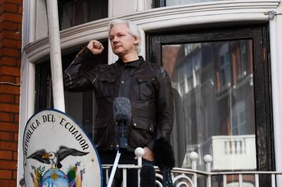 維基解密爆料 創辦人阿山吉將被逐出厄瓜多使館並逮捕