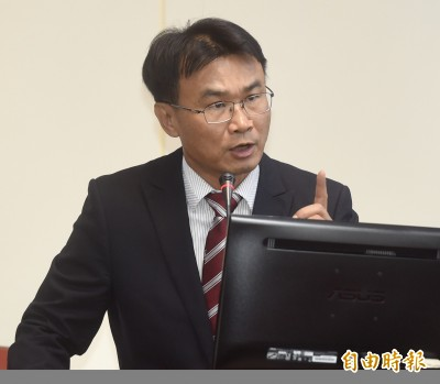 陳吉仲批中國政策性採購訂單 將重創台灣農漁民