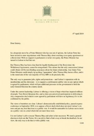 脫歐成鬧劇?英國工黨議員施壓黨魁:2次公投列入選項