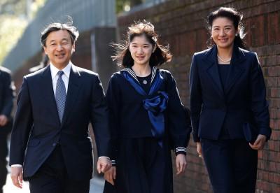 日本新天皇膝下僅1女 皇位繼承權再掀討論