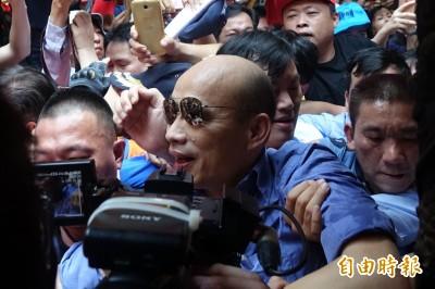 韓國瑜提前一天訪美  「這原因」被網友酸爆