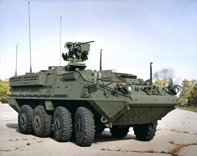 瞬間殲敵! 美軍裝甲車將配備無人機與雷射武器