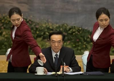 新疆書記陳全國鐵腕成樣板 中國權威體制維穩「進化」