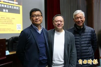 佔中九子案今宣判 戴耀廷、陳健民自認無罪、無悔參與運動