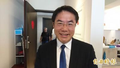 民進黨總統初選 黃偉哲:可以擦出火花但不要冒火