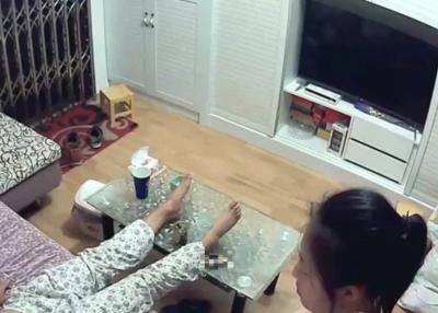 無隱私!中國監控人民新招 連家裡都得裝滿監視器