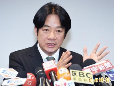 賴清德:若有機會帶領台灣 竭盡所能捍衛台美情誼