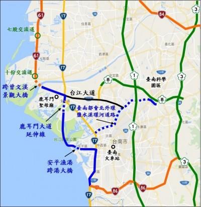 台61曾文溪大橋2026通車 南市再爭取「最後一塊缺口」