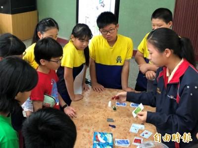 桌遊、撲克牌玩數學,正心數學嘉年華消弭數學恐懼症