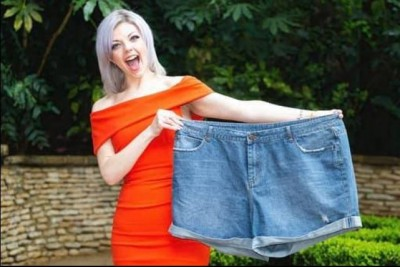 122公斤女孩不想再被霸凌 14個月狠甩一半體重秘方大公開