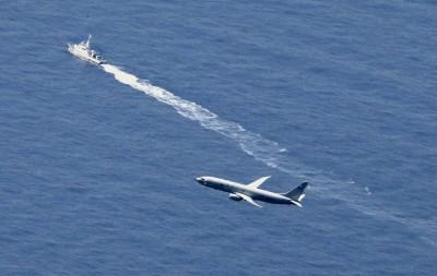 另類軍事競賽!美中俄日都出動最新科技搶撈墜毀F-35A