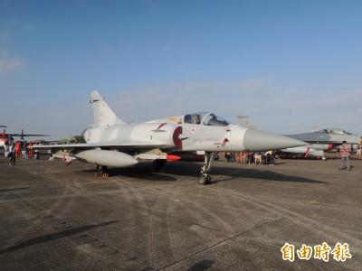 糗了!F16戰機故障率連3年攀升 軍方:幻象故障率更高