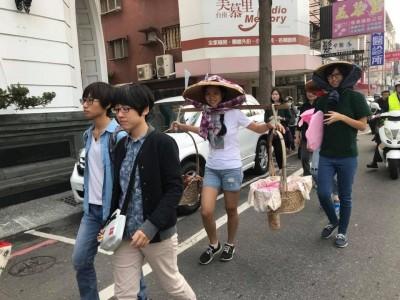 台南古城節三部曲 週末回味古早叫賣聲
