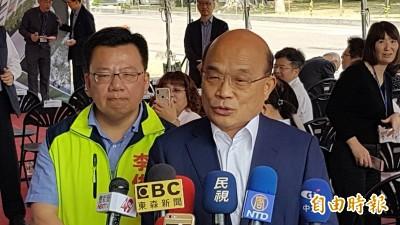 李毅被強制遣返 蘇貞昌:驅逐恐怖分子剛好而已