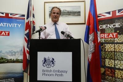 英副外相挺台 支持參與世界衛生大會