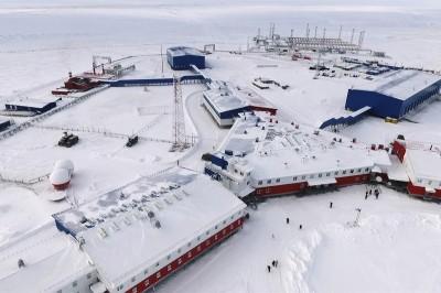 俄曬北極高科技軍事基地 250士兵可封閉存活逾1年