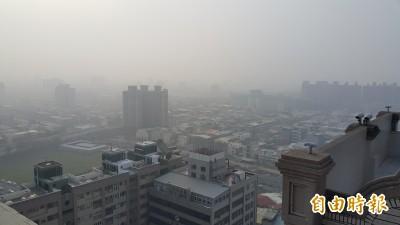 交通空污引發孩童氣喘 研究:台灣排名全球第4高