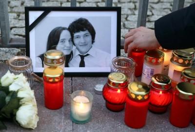斯洛伐克記者謀殺懸案 前軍人承認犯案