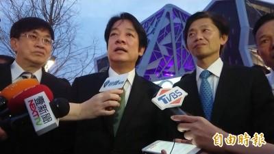 蔡總統幕僚回應賴清德:誠信很重要