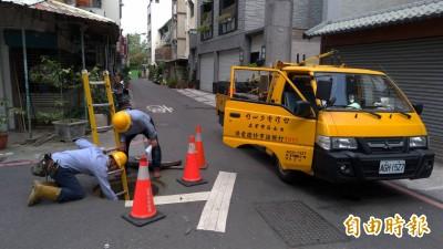 台電地下電纜短路爆炸 台南市區上千戶停電近1小時
