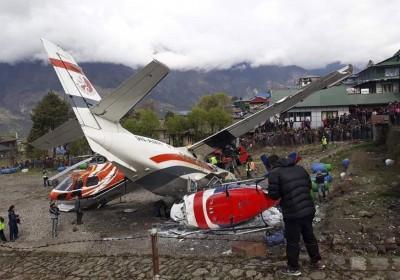 全球「最危險機場」驚爆意外  尼泊爾飛機事故3死5傷