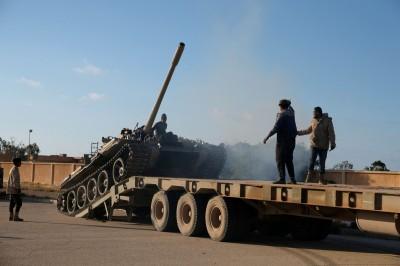 利比亞內戰激烈 世衛:已釀121死近600傷