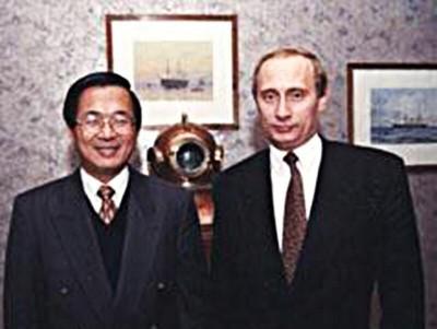韓國瑜批台灣鬼混20年  他用阿扁與強人合照打臉反嗆