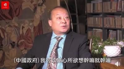 韓國瑜最強助選員! 李毅:他上台中國想幹嘛就幹嘛