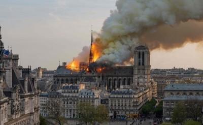 聖母院遭火吻 雨果及16世紀法預言家似曾預告