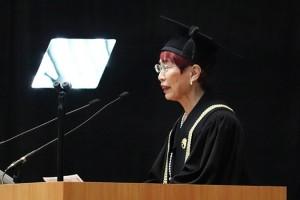「努力也沒有公正回報的社會在等著你」 日本東大入學演講震撼人心