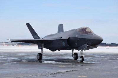 日F-35A失事滿一週仍未尋獲 防衛省對同型機迫降次數改口