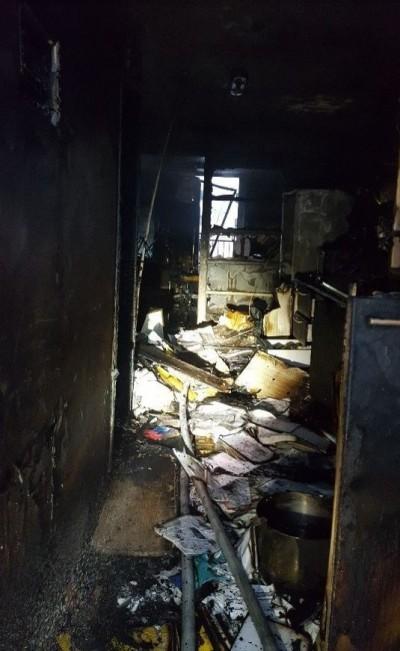 南韓發生公寓殺人案 兇手縱火刺殺逃生居民釀5死13傷