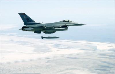 美國務院批准155億對台F-16軍售 中國氣噗噗說話了