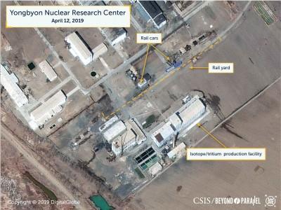 川金峰會無實質進展 北韓核設施疑重啟核燃料回收
