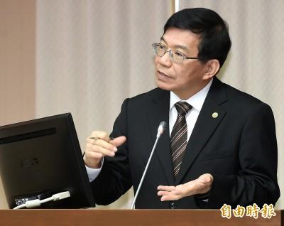 范植谷被加重懲處 王國材:擬撤換中國驗船中心董座