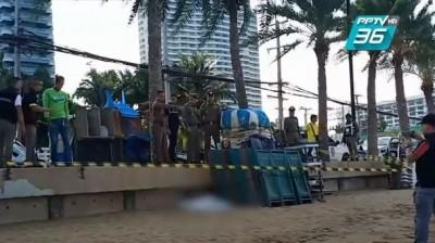 絕頂「升天」?海灘露天「激戰」 女被啪到休克身亡