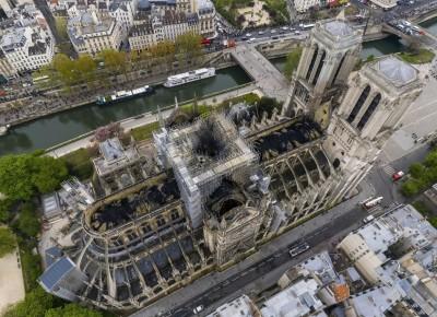 Ubisoft捐千萬協助重建聖母院 《大革命》限時一週免費送