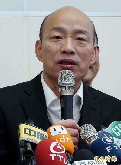 郭董參選韓稱2個人頂天 網酸:真當自己是救世主
