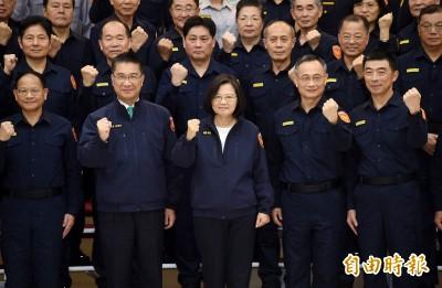 面對黨內初選 蔡總統:團結一致 有信心取得大選勝利