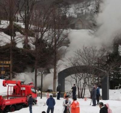 北海道石炭博物館傳火警 夜火延燒至今超過8小時