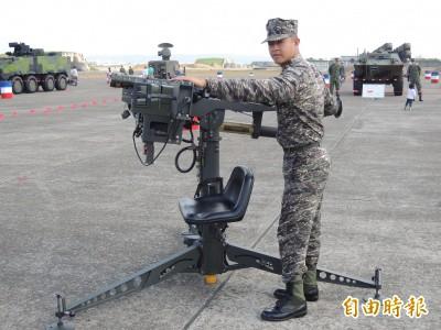海軍採購250枚肩射刺針飛彈 陸軍出錢要分走一半