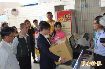 中華郵政假日收寄農產品  屏東率先開跑