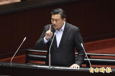 綠委提案將中共列「敵人」 立院最快週二協商