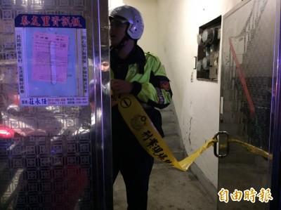 快訊】新北泰山區公寓內驚見2學童屍體 父母失聯