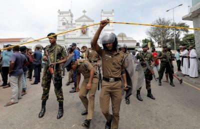 斯里蘭卡已連8爆逾160死 外交部掌握1國人受傷(持續更新)